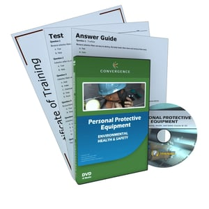 C-801 Personal Protective Equipment Health & Safety (EHS) Personal Protective Equipment DVD course by Health & Safety (EHS)