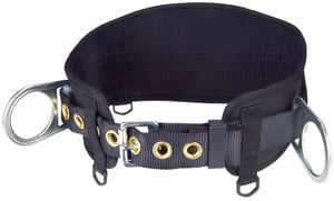 DBI-SALA 1091015 Protecta PRO Tongue Buckle Belt with D-rings and hip pad Size XL