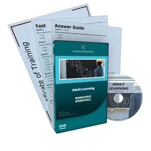C-490 Adult Learninga HR Compliance & Soft Skills Train the Trainer DVD course by HR Compliance & Soft Skills