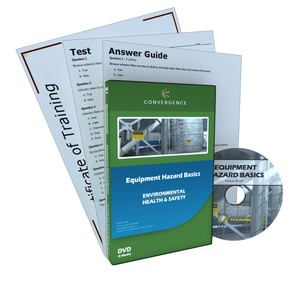 C-493 Equipment Hazard Basicsa Health & Safety (EHS) Equipment Safety DVD course by Health & Safety (EHS)