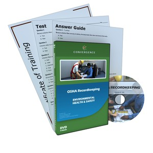 C-505 OSHA Recordkeepinga Health & Safety (EHS) Safety Management DVD course by Health & Safety (EHS)