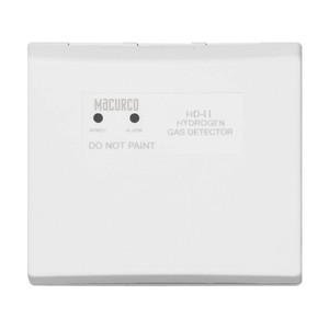 Macurco HD-11 Hydrogen H2 Detector for use with fire alarm/burglary control panels 70-0714-0334-2