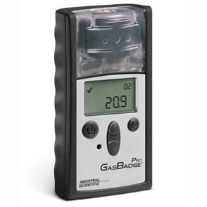 Industrial Scientific 18100060-8 GasBadge Pro – Chlorine Dioxide (ClO2)