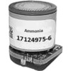Industrial Scientific 17124975-6, gas detector mx6 sensor, ammonia (nh3)