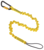 DBI-SALA 1500048 Hook2Loop Bungee Tether, 15 lb. Capacity, Self-Locking Carabiner (10 Pack)
