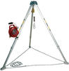 DBI-SALA 8308006 Protecta PRO Confined Space System - 8 ft. AK105A Aluminum Tripod with 359101 50 ft. Galvanized 3-way Self Retracting Lifeline