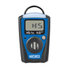 Macurco HS-1XL Hydrogen Sulfide H2S Single-Gas Monitor with STEL, TWA, Replaceable battery/sensor 70-0714-0208-8