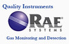RAE Systems 018-2161-233 VRAE.LEL.O2.CL2.CO.RECHARGEABLE NIMH BATTERY.DATALOGGING MONITOR ONLY by Honeywell