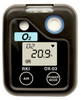 RKI OX-03 Oxygen Single Gas Personal Monitor with calibration cup, 72-0010-05