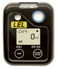 RKI GP-03 Combustibles, LEL, Single Gas Personal Monitor with calibration cup, 72-0037-05