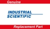 A Pack of 25 Industrial Scientific 17045873-Q25, Calibration Label by Industrial Scientific