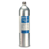 Industrial Scientific 18102304, Calibration Gas CYL, 125 ppm Hydrogen Sulfide, 58L by Industrial Scientific