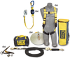 DBI-SALA 7611907 2 Person Roofer's Fall Protection Kit - HLL System