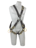 DBI-SALA 1104776 Delta Cross-Over Style Welder's Positioning/Climbing Harness Size XL