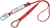 DBI-SALA 1340040 Protecta PRO Tie-Back Tie-Off Shock Absorbing Lanyard with Snap Hook and Carabiner