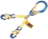 DBI-SALA 1231520 22in. Web Rebar/Positioning Lanyard with Rebar & Snap Hooks