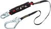 DBI-SALA 1340128 Protecta PRO 6 ft. Shock Absorbing Lanyard with Snap Hook and Rebar Hook - for Hot Work Use