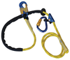 DBI-SALA 1234071 8ft. Pole Climber's Adjustable Rope Positioning Lanyard