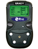 RAE QRAE II 020-1111-0A0 Diffusion LEL CSA-UL / O2 / H2S 100 ppm / CO - Li-Ion rechargeable Full Featured, Multi-Gas Detector by RAE Systems
