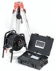 Well-Vu - WV-C500CManual Crank Down-Hole Camera Kit, Digital Video Command Center