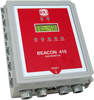 RKI Wet Well Package 72-2104RK-WW2 Gas Detector with Beacon 410 controller, tri-head IR LEL (CH4) / O2 / H2S by RKI Instruments
