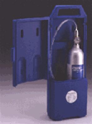 RKI 81-5108RK-LV, Cal kit, Eagle, 34AL cyl 0 5 ppm Phosphine/N2, reg  w/gauge & knob, gas bag, screwdriver, case & tubi by RKI Industries