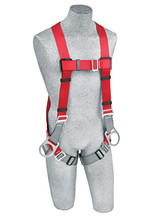 DBI-Sala 1191204 PRO Harness, Pass thru legs, Back & Side D-rings, Small by Capital Safety