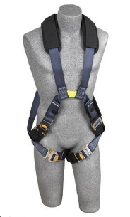 DBI-SALA ExoFit XP Arc Flash Harness Cross-over style Small 1110873 by Capital Safety