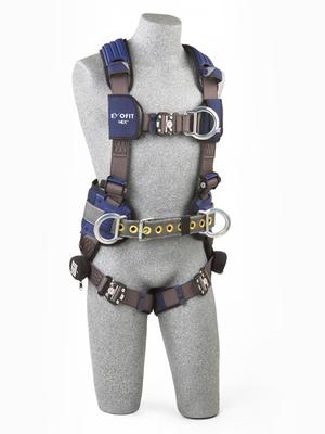 Dbi sala exofit nex construction style harness large for Sala safety harness