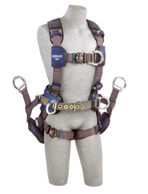 Dbi sala exofit nex tower climbing harness small 1113190 for Sala safety harness