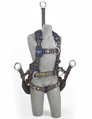 Dbi sala exofit nex oil gas harness large 1113297 by for Sala safety harness