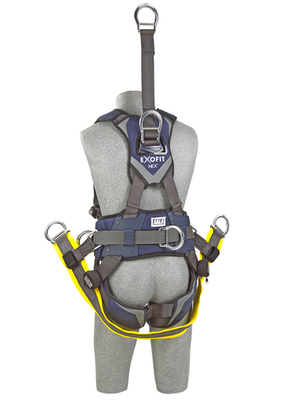 Dbi sala exofit nex oil gas harness large 1113307 by for Sala safety harness