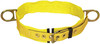 "DBI-SALA 1000022 Small Tongue buckle belt with side D-rings and 3"" in. (7.6 cm) hip padby Capital Safety"