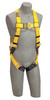 DBI-SALA 1101827 Delta? Vest-Style Harness Back D-ring, parachute buckle leg straps Universal size by Capital Safety.by Capital Safety