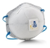 3M Particulate Respirator 8576 P95 with Nuisance Level Acid Gas Relief 80 Case 70070757938