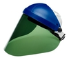 3M Wide Dark Green Polycarbonate Faceshield WP96XC Face Protection 82584 00000 Flat Stock 25 ea cs 70071522075