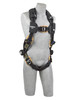 Cap-Saf-1103088 DBI-SALA 1103088 ExoFit NEX Arc Flash Harness with PVC coated aluminum back D-ring, Nomex'(r)/Kevlar'(r) fiber webbing (size X-Large)