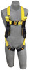 DBI-SALA 1110781 Delta Arc Flash Harness - Dorsal/Rescue Web Loops with Back web loop, rescue loops,  (size Large)