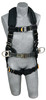 DBI-Sala 1111303 ExoFit XP Arc Flash Construction Harness. PVC coated back D-ring, belt w pad, side D-rings, Nomex'(r)/Kevlar'(r) webbing (X-Large)