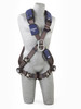 DBI-Sala 1113094 ExoFit NEX? Cross Over Style Harness Aluminum Front & Back d-rings, locking quick connect buckles, Size Meduim by Capital Safety