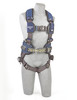 DBI-Sala 1113196 ExoFit NEX? Miner's Harness Aluminum Back & Side d-rings, locking quick connect buckles, hip pad & belt, Lumbar Protection, Size MED