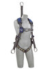 "Cap-Saf-1113287 DBI-Sala 1113287 ExoFit NEX? Oil and Gas Harness with 18"" back D-ring extension,lifting D-rings (size Large)"