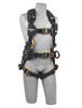 DBI-Sala 1113316 Nomex'(r)/Kevlar'(r) fiber web, PVC coated alumninum back & side D-rings, locking quick connect buckles, medium