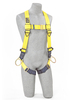 Delta Vest Style Harnesses with Back & Side D-Rings & Pass Through Legs Xlarge 1103877 Capital