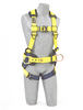 Delta Vest Style Harnesses with Back & Side D-Rings & Quick Connect Legs Large 1110577 Capital