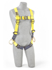 Delta Vest Style Harnesses with Back & Side D-Rings & Quick Connect Legs Xlarge 1110626 Capital