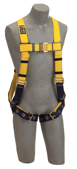 Dbi sala 1102529 delta construction style harness loops for Sala safety harness