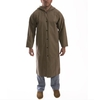 Tingley Magnaprene? 60 inch Coat - Storm Fly Front - Attached Hood - Inner Cuffs
