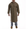 Tingley Magnaprene? 48 inch Coat - Storm Fly Front - Attached Hood - Inner Cuffs