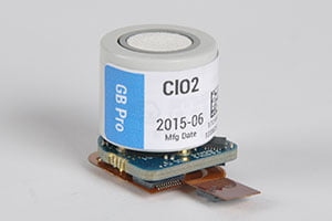 Industrial Scientific 17124983-8 SENSOR, CLO2, GasBadge®